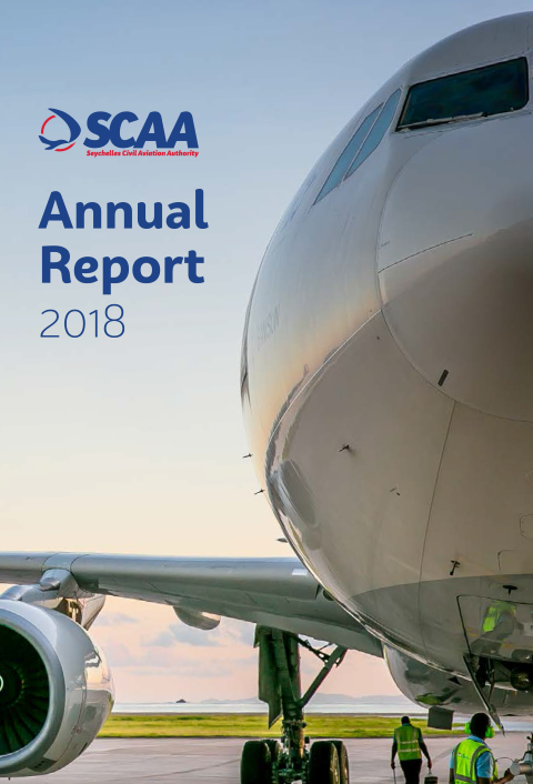 SCAA Annual Report 2018 Cover