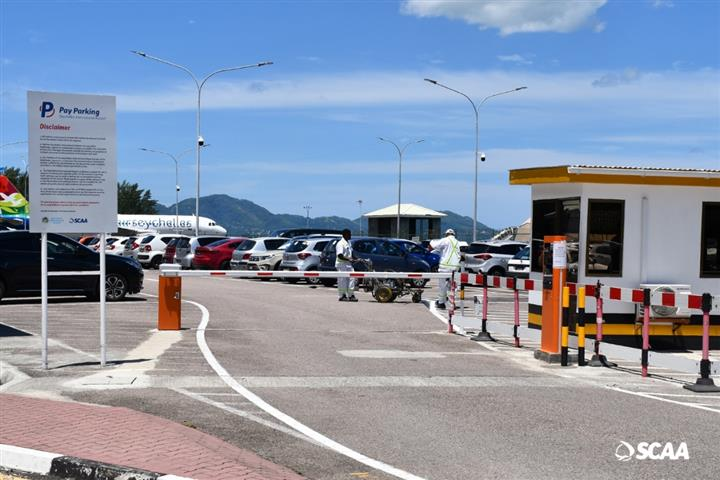 Seychelles International Airport to introduce pay parking facilities