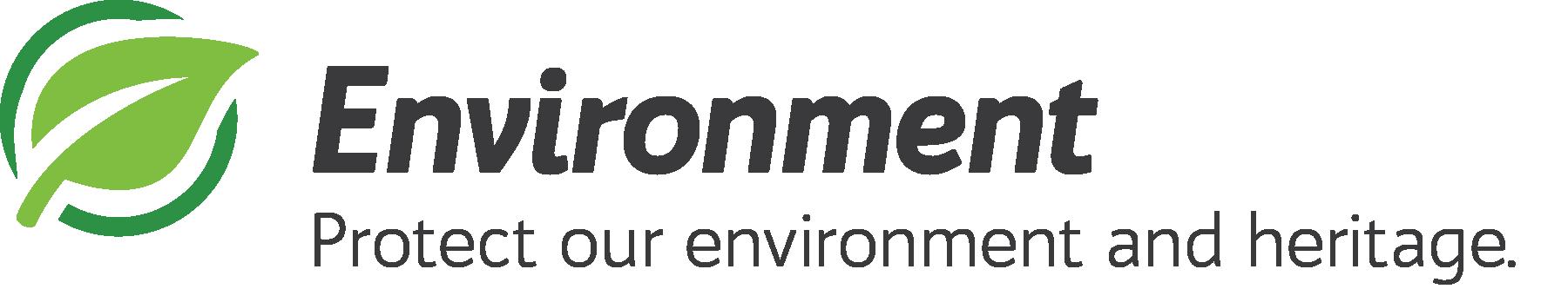 SCAA Value - Environment